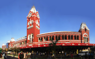 Chennai Central Station