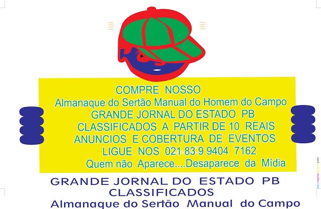 ALMANAQUE DO SERTÃO A VENDA  10 REAIS   A UNIDADE  E  SÓ VENDE POR ENCOMENDAS