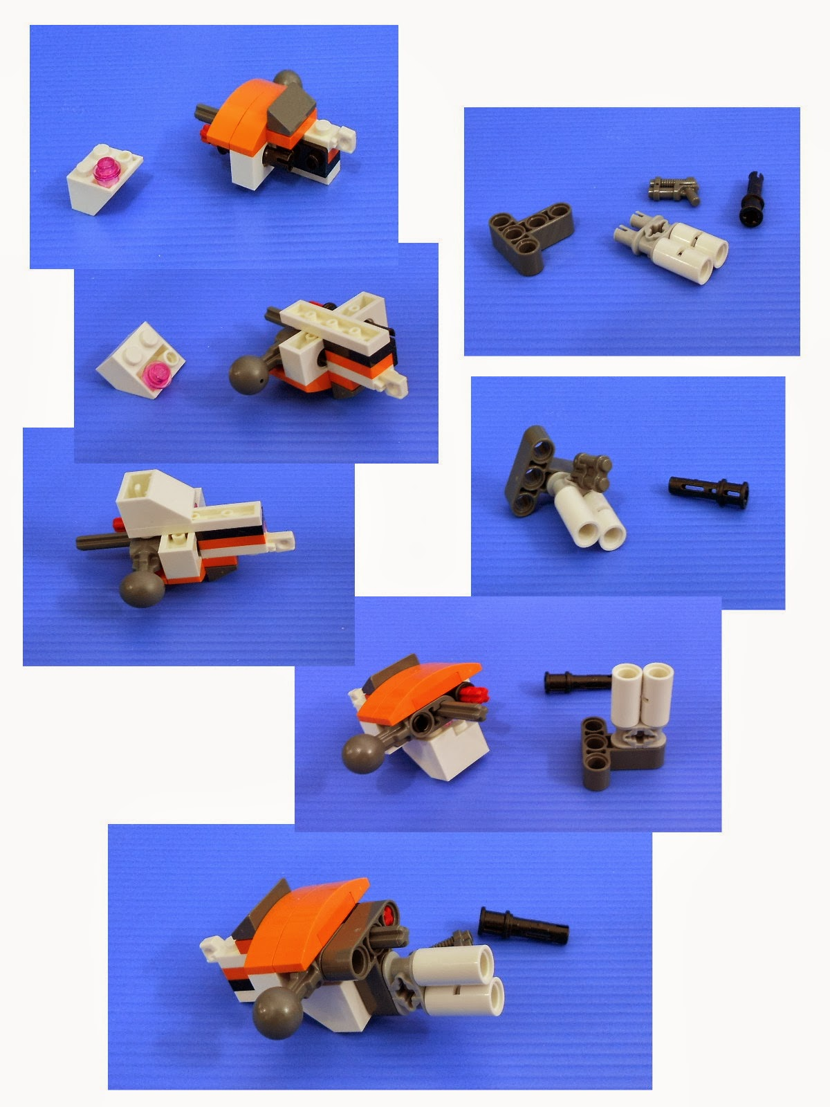 lego transformers instructions easy