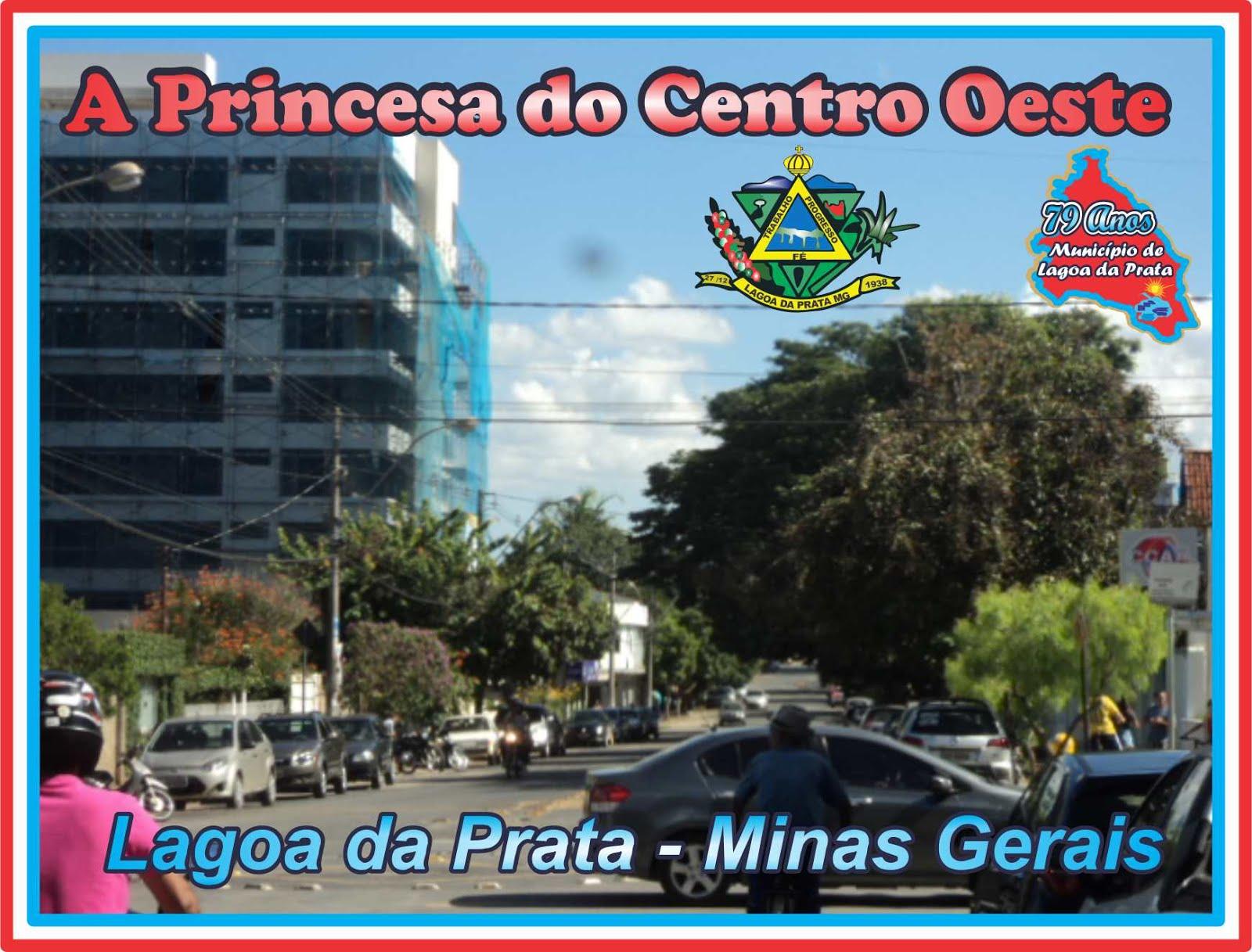 A Princesa do Centro Oeste de Minas Gerais
