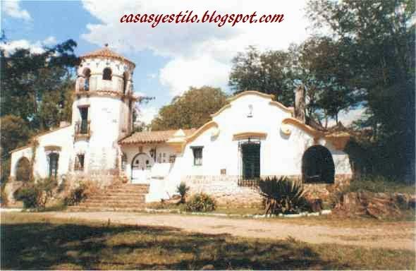 las casas de estilo español