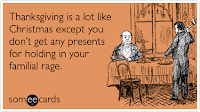 Thanksgiving e-card LOL