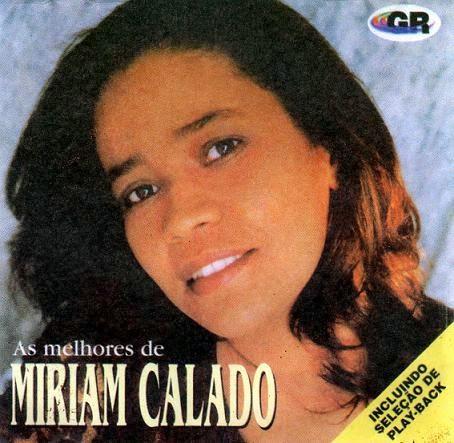 Miriam Calado - Rei Jesus 1990