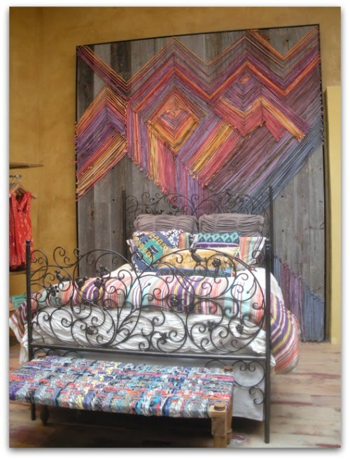 Borders: Anthropologie: Daily Inspiration For Earth Friendly Decor