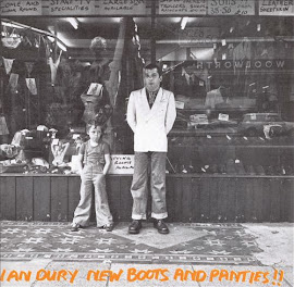 Ian Dury New Boots and Panties!! -1977-