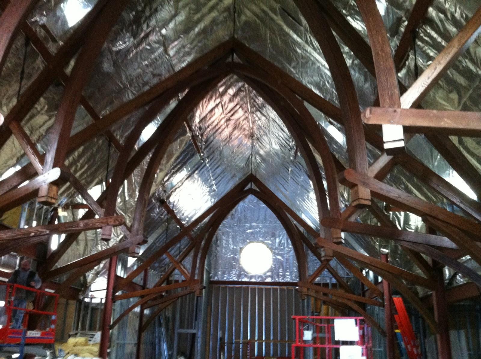 Timber Frame Design 2013