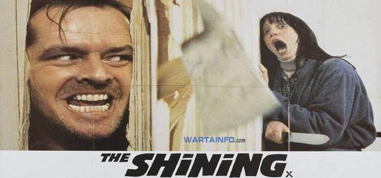 poster The Shinning 1080 Film Horor terseram terbaik menegangkan