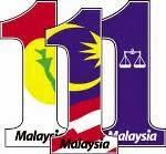 1 UMNO, 1 Malaysia, 1 BN