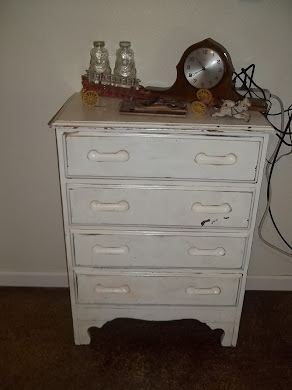Shabby Chic Chest