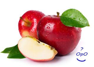 Opo - Manfaat buah apel untuk kesehatan