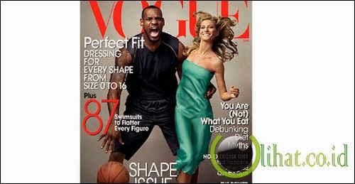 Vogue (April, 2008)