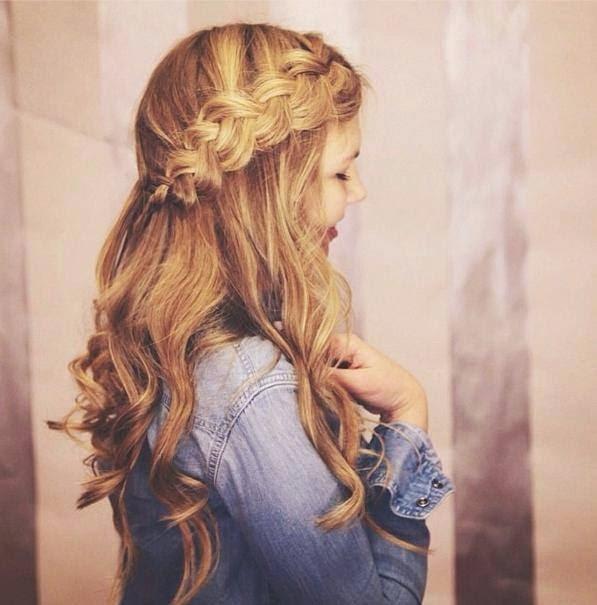 Hair Style Idea For Spring