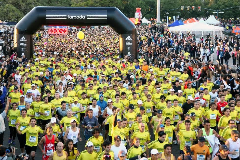 Media Maratón Rosario 2014