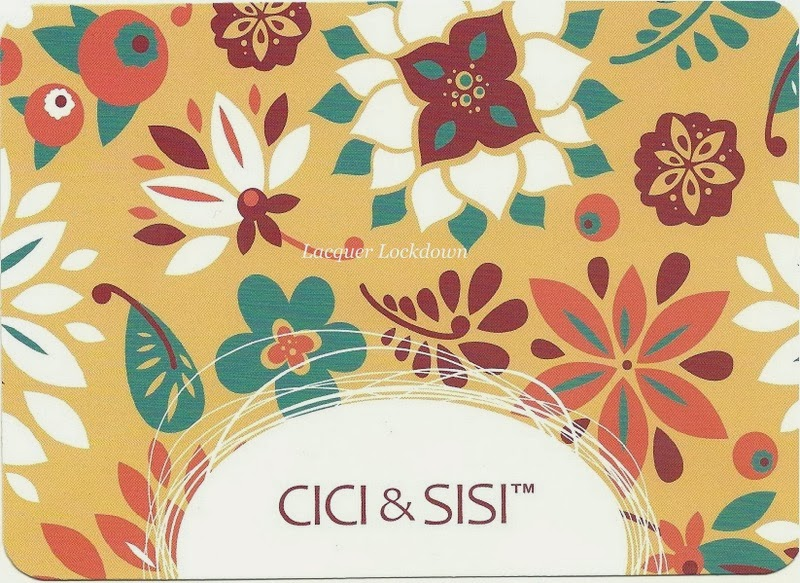 ... : Cici & Sisi Jumbo Sets 1 and 2 Nail Art Stamping Plates Review