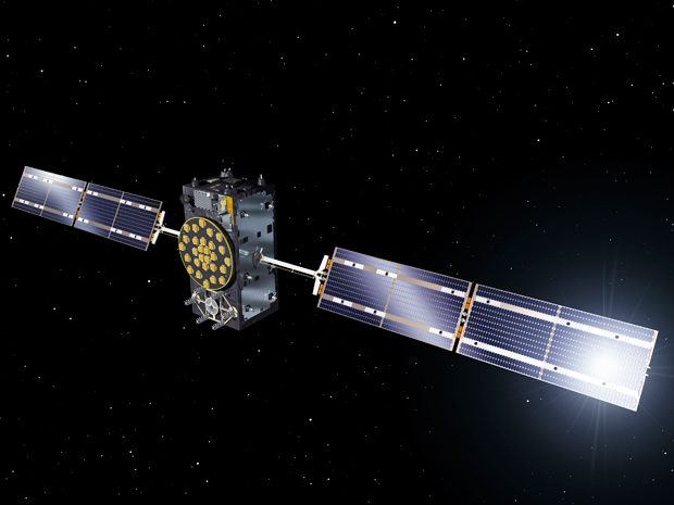 Two Galileo Satellites Are Parked In the Wrong Spots