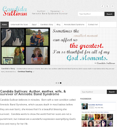 Candida Sullivan's NEW Website