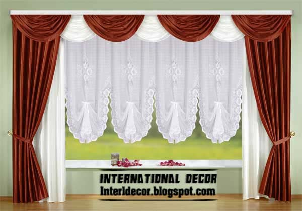 Top catalog of classic curtains designs models colors in 2016 - Curtain photo designs ...