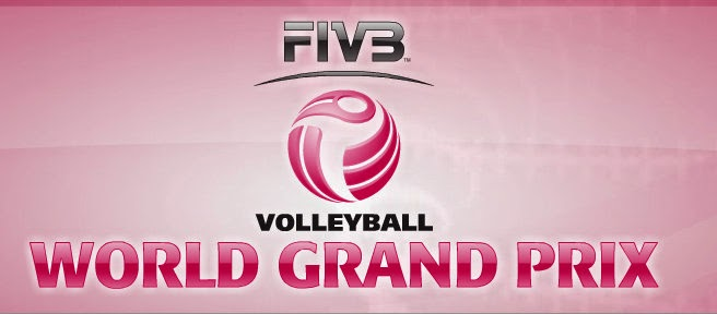 VOLEIBOL - World Grand Prix FIVB 2014