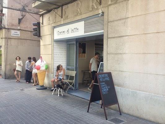 Gocce Di Latte barcelona