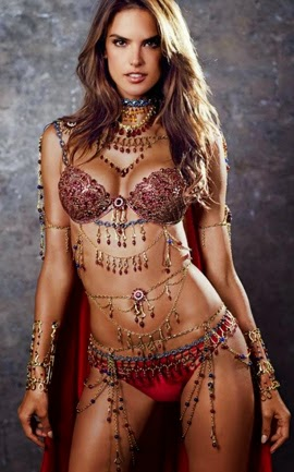 Victoria's Secret Fashion Show 2014 Fantasy Bra
