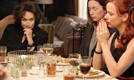 August: Osage County (Released in 2013) - A modest hit, the starring cast had too many acting experts