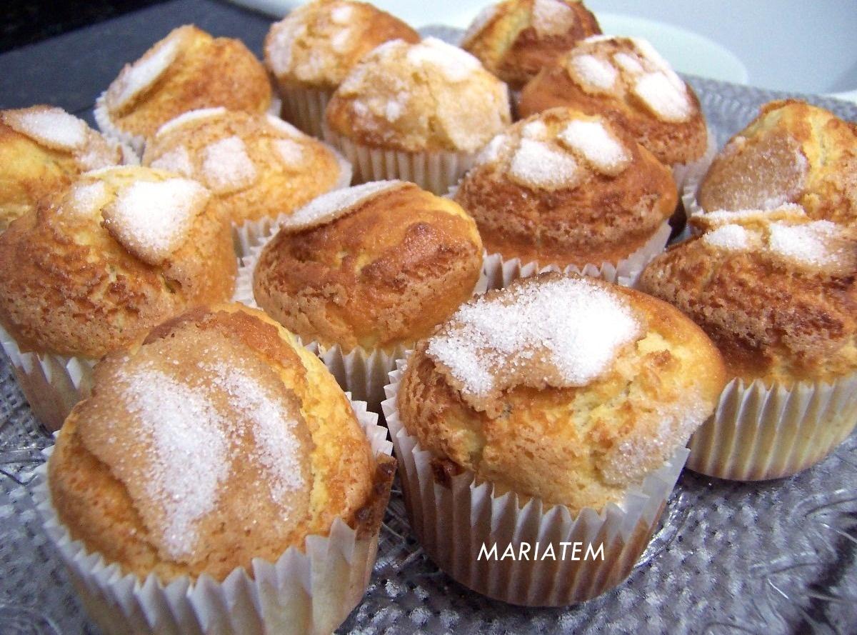 Canyada recetas magdalenas de almendra - Madalenas o magdalenas ...