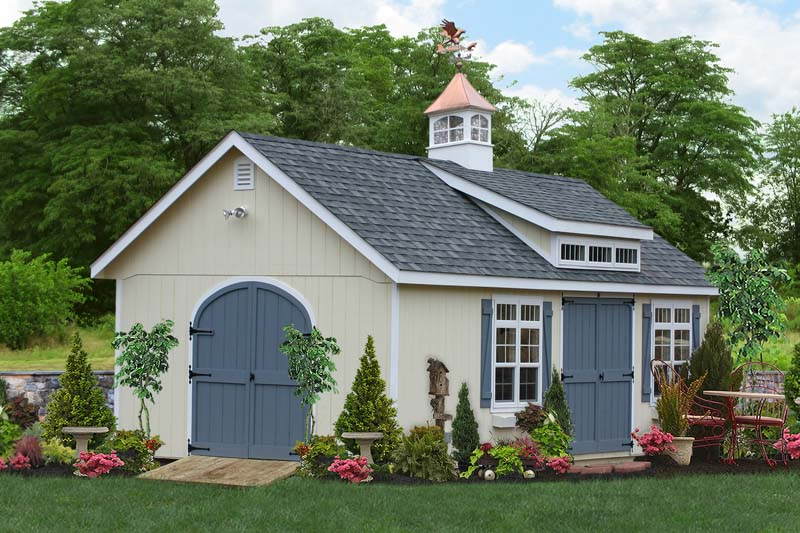 garden sheds easton pa
