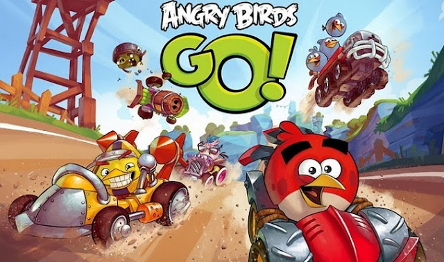 Angry Birds Go! Race Game Available Now for iPhone & Android