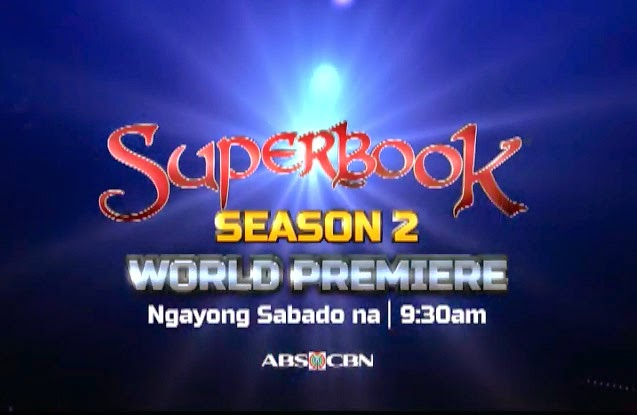 Superbook Season 2