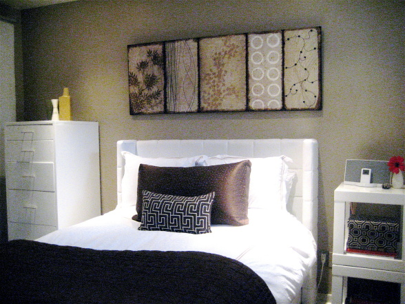 brown and white bedroom ideas the interior designs