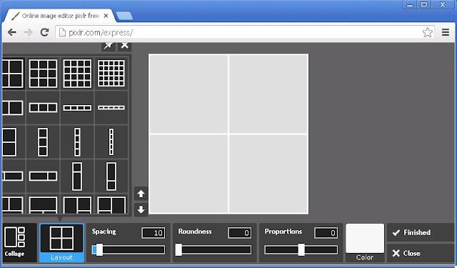 Pixlr Express Collage