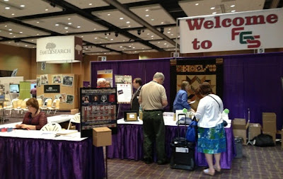exhibit hall FGS2013 conference