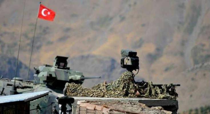Βίντεο – Nτοκουμέντο με τη στιγμή που Τούρκοι στρατιώτες ανοίγουν πυρ κατά Κούρδων αμάχων