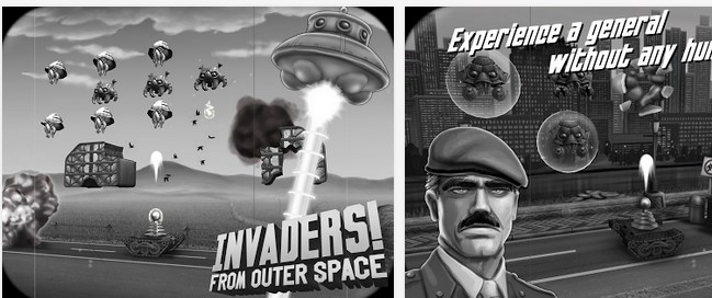 Invaders From Outer Space v1.1 Apk