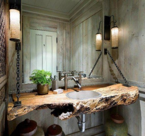 Bathrooms for Real Men | Designer Drains