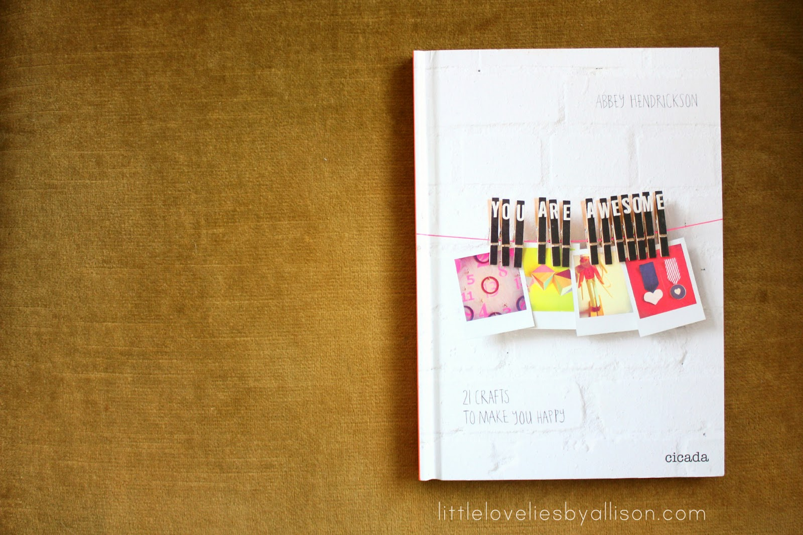 Little Lovelies Craft Book Review You Are Awesome