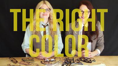 Bentuk, Warna Dan Tips Memilih Frame Kacamata