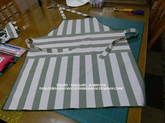 (28) 09/12: Nuevo delantal de viejas telas