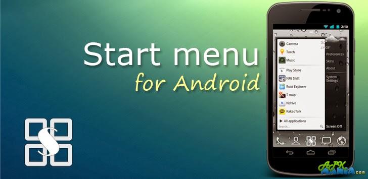 Start menu for Android v1.3.6 APK Download