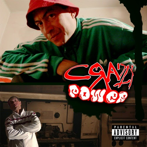 Crazy Power - Crazy Power (2014)