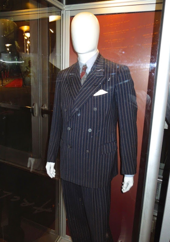 Mark Strong The Imitation Game movie costume
