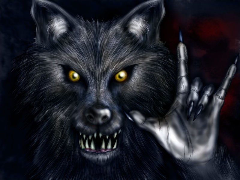 ... of evil spirits. Theperson then would involuntary turn into werewolf