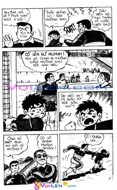 Jindodinho - Đường Dẫn Đến Khung Thành III  Tập 15 page 87 Congtruyen24h