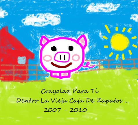 Crayolaz para ti dentro la vieja caja de zapatos - Zapateria para ti ...