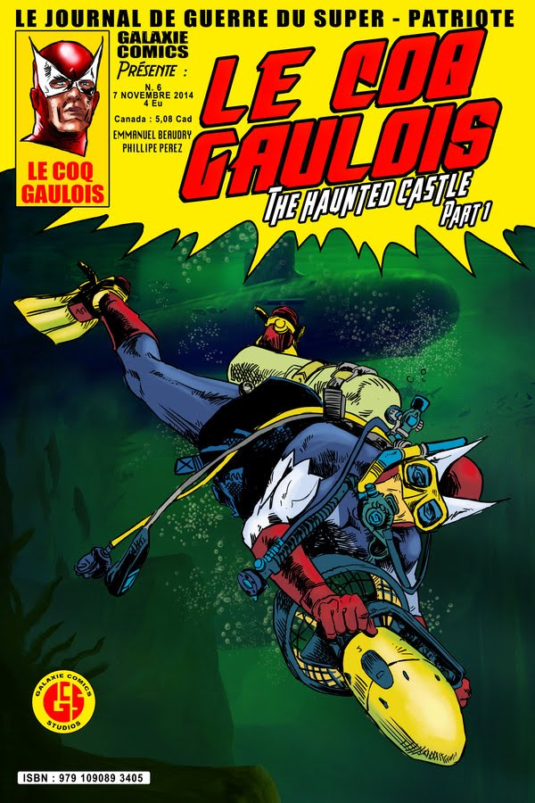 Le Coq Gaulois #6: The Haunted Castle part 1