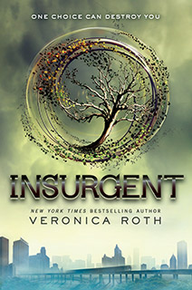 Cover Reveal: Insurgent by Veronica Roth