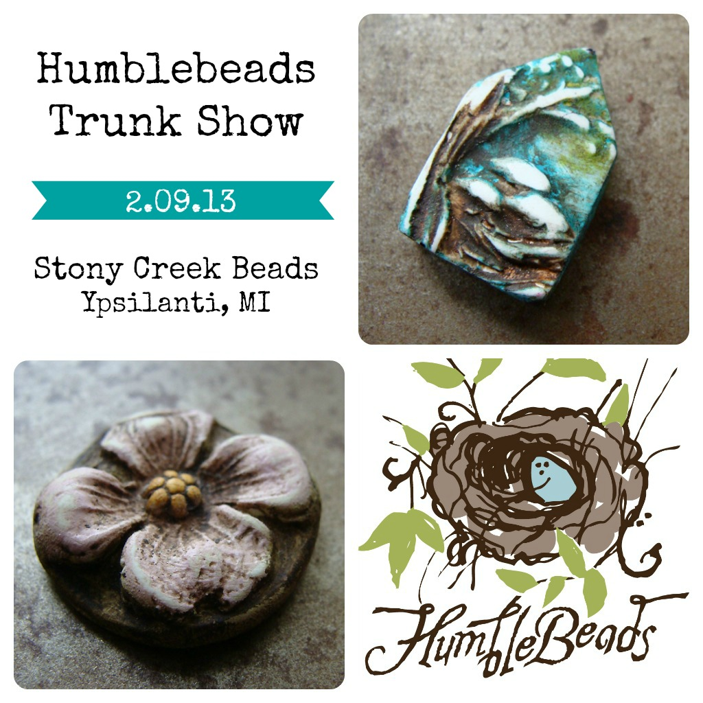 humblebeads stony creek trunk show