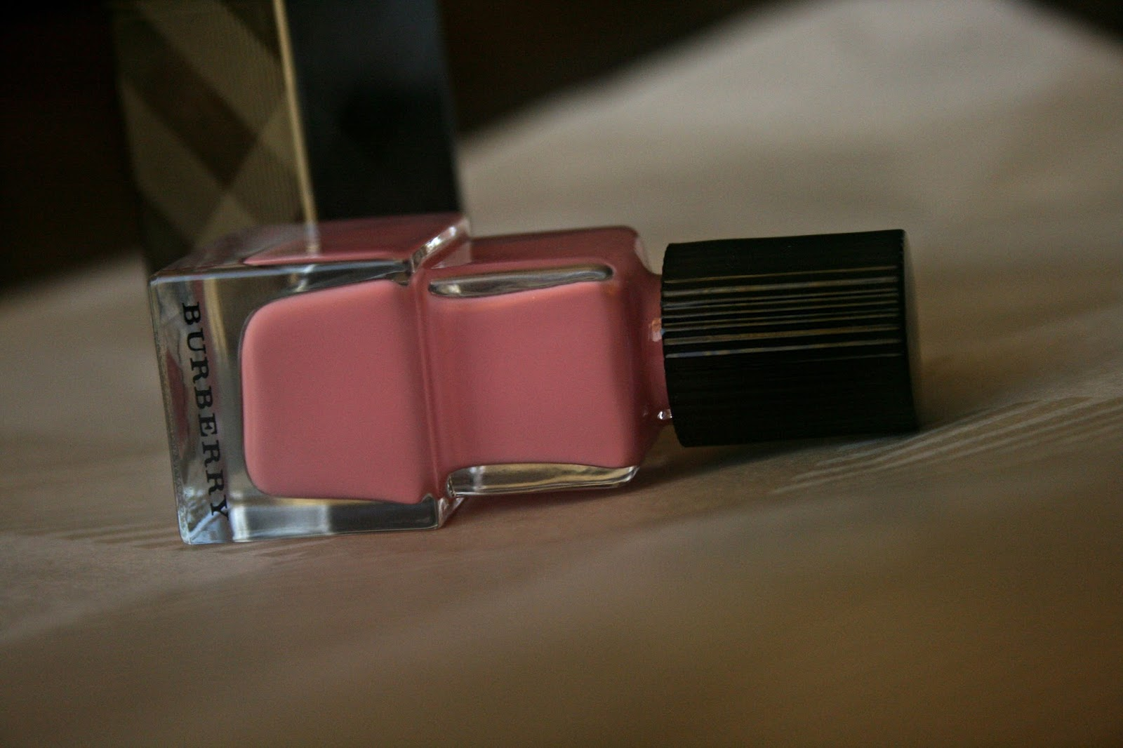 Burberry Beauty Nail Polish in Rose Pink No. 400 Review, Photos & Swatches