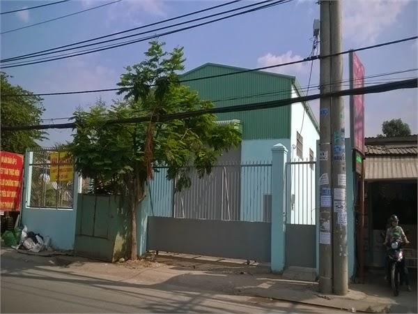 xưởng cho thuê huyện hóc môn