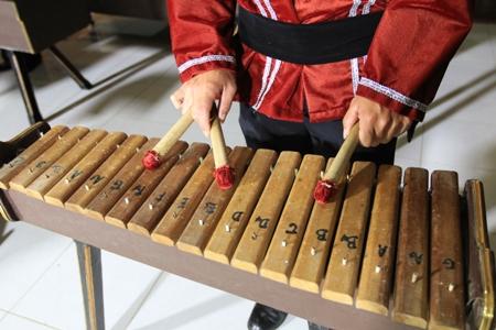 Kolintang Traditional Music From Minahasa